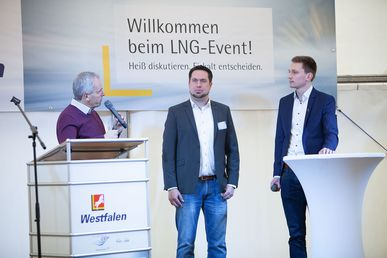 Westfalen AG LNG Event