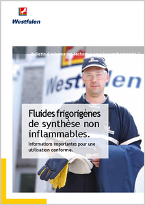 Brochure Westfalen IP2: Fluides frig. synthese non inflammable