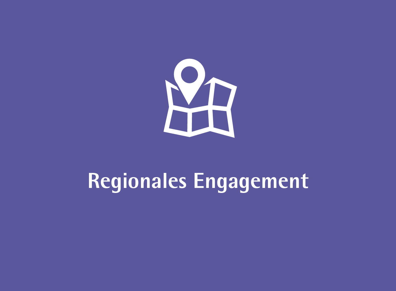 Regionales Engagement