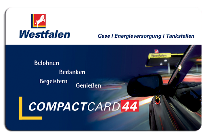 Westfalen Compact-Card 44
